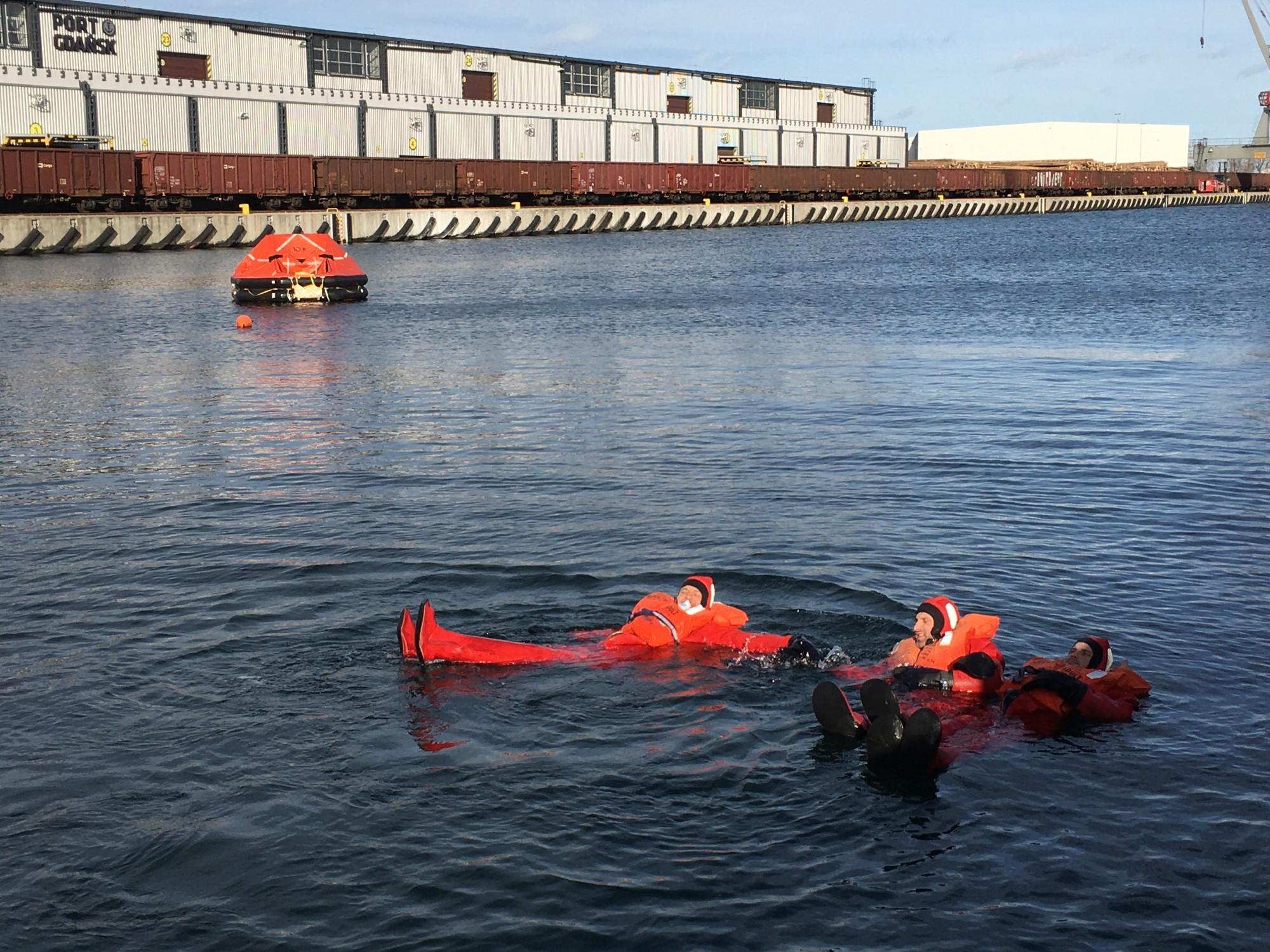 www.goropes.com gwo bst sea survival offshore platforma osrodek szkoleniowy gdańsk gdynia sopot